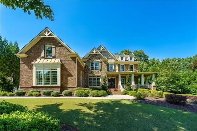 1550 Hamiota Ridge, Milton, GA 30004 (MLS #6794107) :: Tonda Booker Real Estate Sales