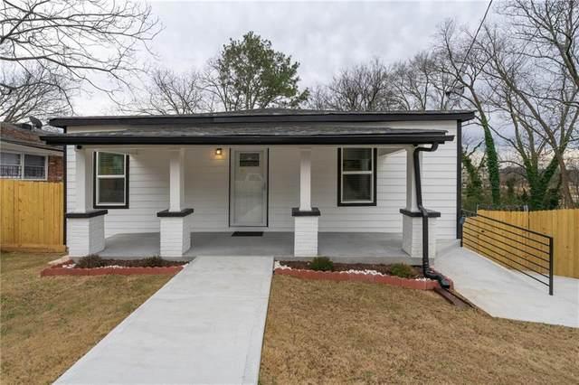 70 Meldon Avenue SE, Atlanta, GA 30315 (MLS #6794444) :: Path & Post Real Estate