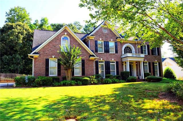 715 Woodbrook Way, Lawrenceville, GA 30043 (MLS #6794528) :: North Atlanta Home Team