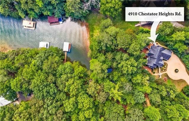4910 Chestatee Heights Road, Gainesville, GA 30506 (MLS #6795418) :: Keller Williams Realty Atlanta Classic