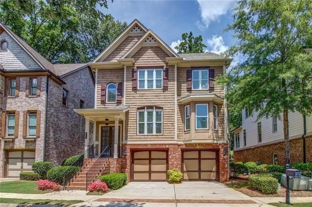 7985 Magnolia Square, Sandy Springs, GA 30350 (MLS #6795936) :: Scott Fine Homes at Keller Williams First Atlanta