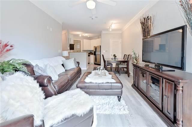 10 Perimeter Summit Boulevard NE #3107, Brookhaven, GA 30319 (MLS #6796300) :: Good Living Real Estate