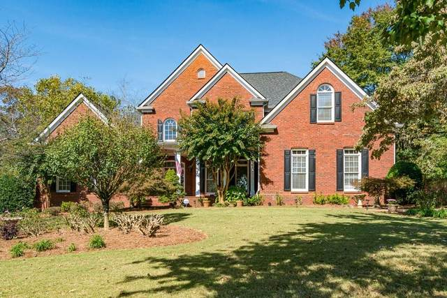 2068 Fairhill Lane, Marietta, GA 30064 (MLS #6796549) :: Tonda Booker Real Estate Sales