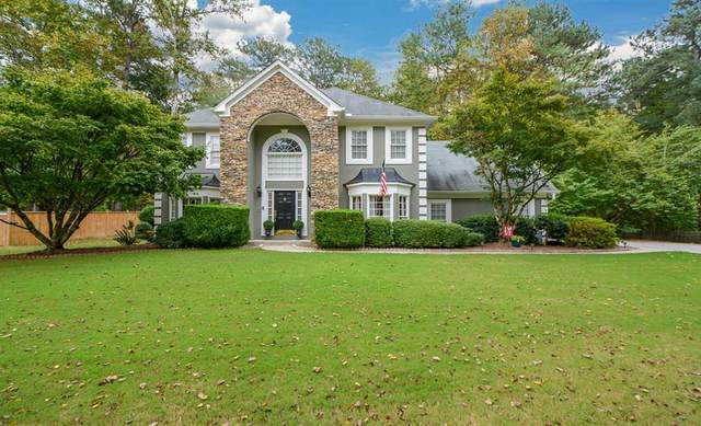 713 Trailwood Lane SW, Marietta, GA 30064 (MLS #6797386) :: North Atlanta Home Team