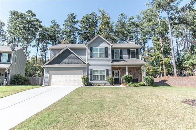 92 Timberland Trace Way, Dallas, GA 30157 (MLS #6797622) :: The Cowan Connection Team