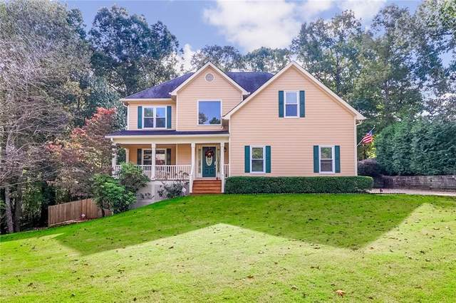 1737 Dacula Oaks Trail, Dacula, GA 30019 (MLS #6798500) :: North Atlanta Home Team