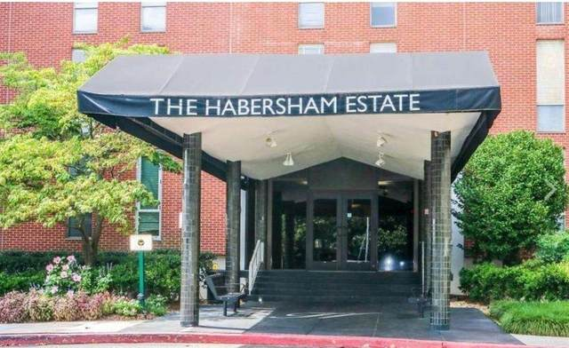 3060 Pharr Court North Court NW #309, Atlanta, GA 30305 (MLS #6798595) :: Dillard and Company Realty Group