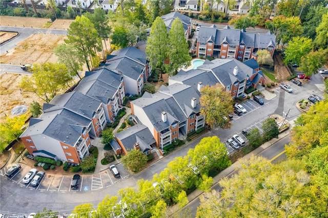 1018 Chastain Park Court NE #1018, Atlanta, GA 30342 (MLS #6799030) :: Dillard and Company Realty Group