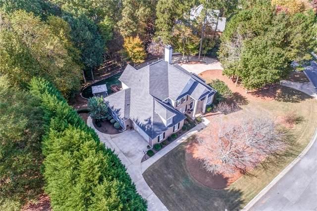 121 Wedgewood Falls Drive, Canton, GA 30114 (MLS #6799065) :: Tonda Booker Real Estate Sales