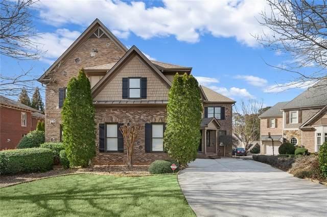 7866 Stratford Lane, Sandy Springs, GA 30350 (MLS #6799747) :: Path & Post Real Estate