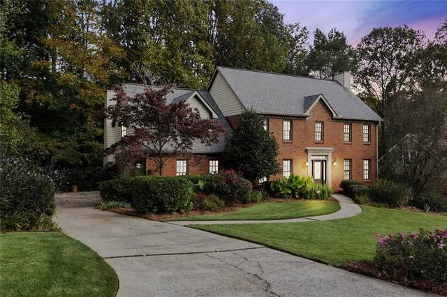 3527 Billingsley Drive, Marietta, GA 30062 (MLS #6800023) :: North Atlanta Home Team
