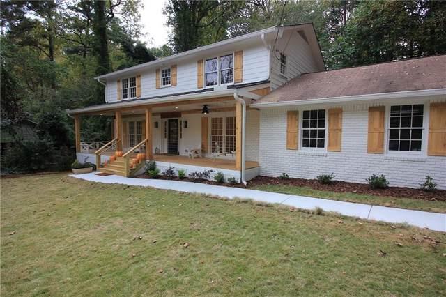 4483 Orleans Drive, Atlanta, GA 30338 (MLS #6800085) :: North Atlanta Home Team