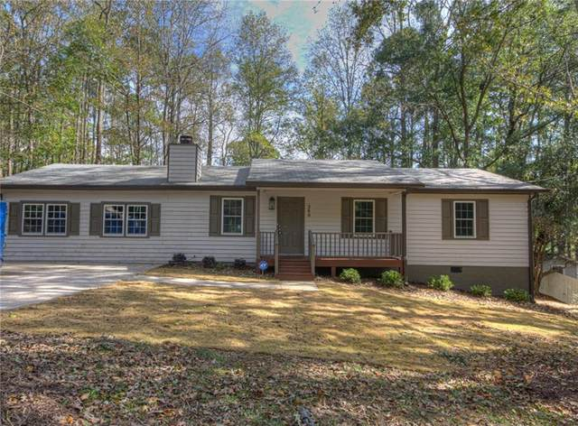 280 Sequoyah Drive, Alpharetta, GA 30004 (MLS #6802389) :: Keller Williams Realty Atlanta Classic