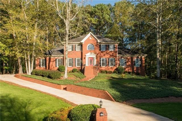 1595 Kings Crossing, Smoke Rise, GA 30087 (MLS #6802468) :: North Atlanta Home Team