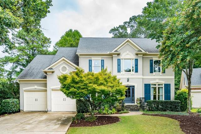 4646 Kempton Place NE, Marietta, GA 30067 (MLS #6802534) :: North Atlanta Home Team