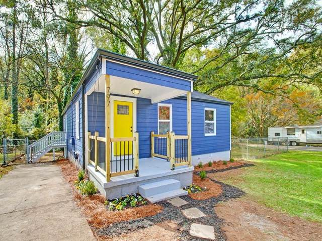 797 Haven Street SE, Atlanta, GA 30315 (MLS #6802839) :: The Zac Team @ RE/MAX Metro Atlanta