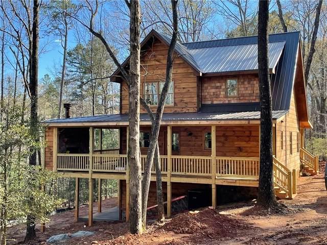 20 Crest Circle, Ellijay, GA 30540 (MLS #6804077) :: Good Living Real Estate
