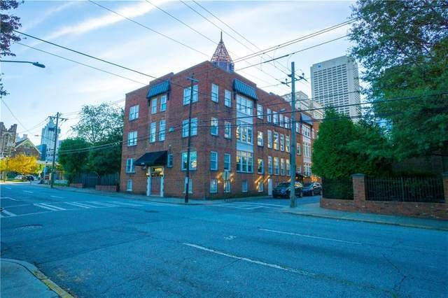 690 Piedmont Avenue NE #17, Atlanta, GA 30308 (MLS #6804092) :: KELLY+CO