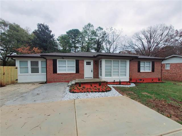 4936 Chamblee Tucker Road, Tucker, GA 30084 (MLS #6804229) :: North Atlanta Home Team