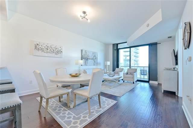 270 17th Street NW #606, Atlanta, GA 30363 (MLS #6806258) :: AlpharettaZen Expert Home Advisors