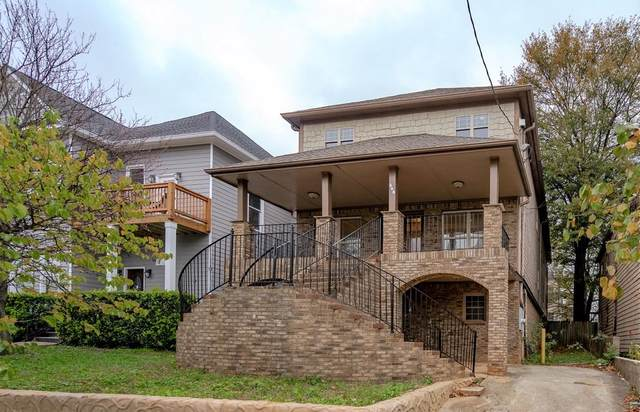 568 John Wesley Dobbs NE, Atlanta, GA 30312 (MLS #6807016) :: Dillard and Company Realty Group