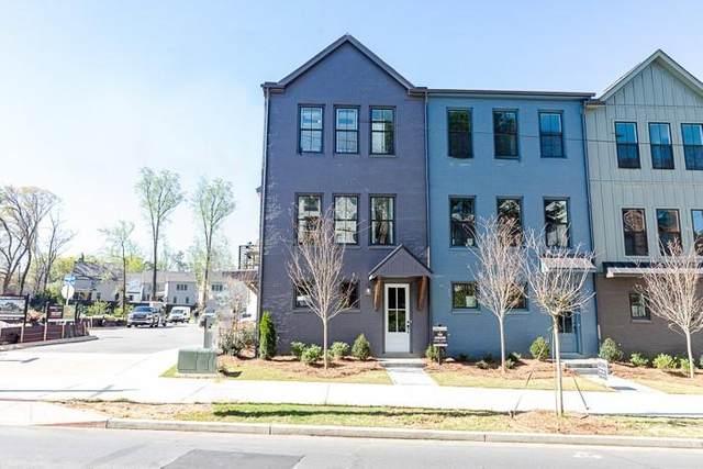 165 W Wieuca Road NE #10, Atlanta, GA 30342 (MLS #6807249) :: RE/MAX Prestige