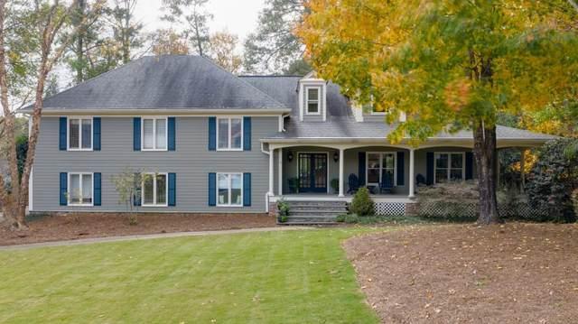 520 Willow Knoll Drive, Marietta, GA 30067 (MLS #6807616) :: AlpharettaZen Expert Home Advisors