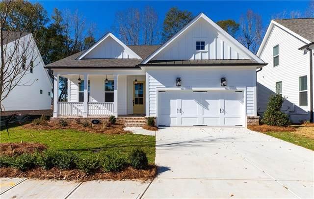140 Idylwilde Way, Canton, GA 30115 (MLS #6807673) :: North Atlanta Home Team