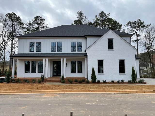 4558 Eastwood Trail, Marietta, GA 30068 (MLS #6808039) :: Thomas Ramon Realty