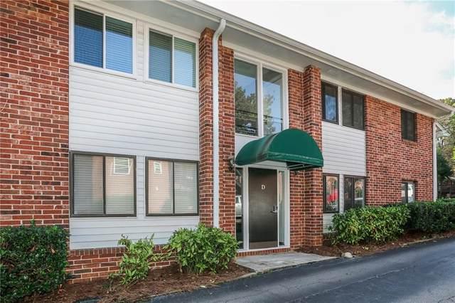 4266 Roswell Road NE D-4, Atlanta, GA 30342 (MLS #6808465) :: Dillard and Company Realty Group