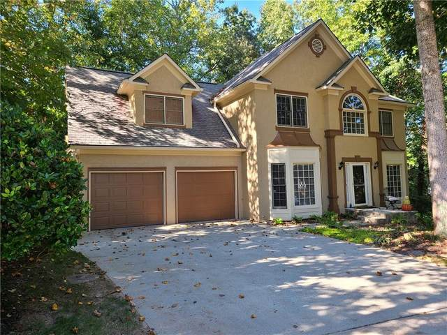 415 Beechwood Lane, Woodstock, GA 30189 (MLS #6808495) :: Tonda Booker Real Estate Sales