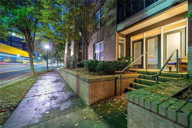 390 17th Street NW #2037, Atlanta, GA 30363 (MLS #6808582) :: KELLY+CO