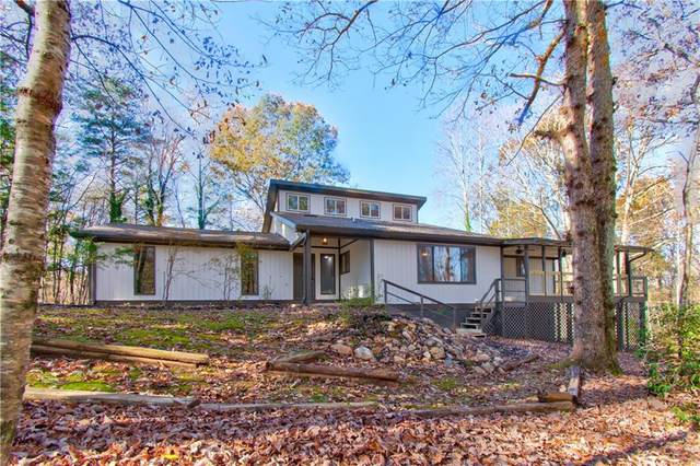 72 Trahlyta Trail, Dahlonega, GA 30533 (MLS #6809737) :: Keller Williams Realty Atlanta Classic