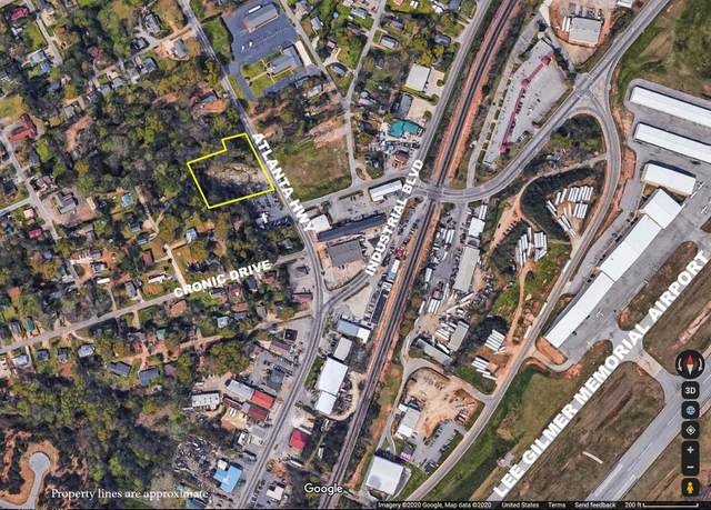 1280 Atlanta Highway, Gainesville, GA 30501 (MLS #6809973) :: The Cowan Connection Team