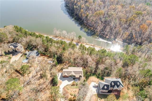 277 Moss Overlook Road, Dawsonville, GA 30534 (MLS #6810289) :: North Atlanta Home Team