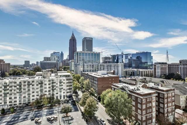 867 Peachtree Street #802, Atlanta, GA 30308 (MLS #6811349) :: Path & Post Real Estate