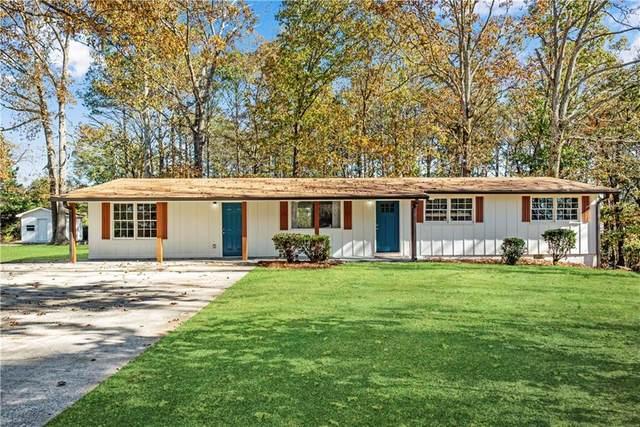 4117 Etowah Drive SE, Acworth, GA 30102 (MLS #6811845) :: Path & Post Real Estate