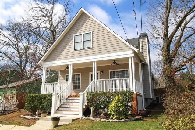1105 Avondale Avenue SE, Atlanta, GA 30312 (MLS #6812139) :: Path & Post Real Estate