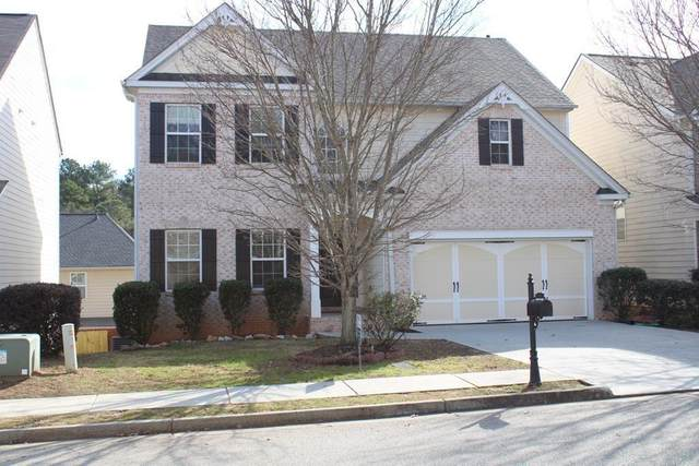 649 Lynnfield Drive, Lawrenceville, GA 30045 (MLS #6812293) :: Scott Fine Homes at Keller Williams First Atlanta