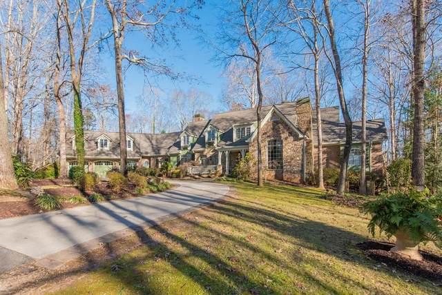 1000 Lakeview Trail, Canton, GA 30115 (MLS #6812927) :: Path & Post Real Estate