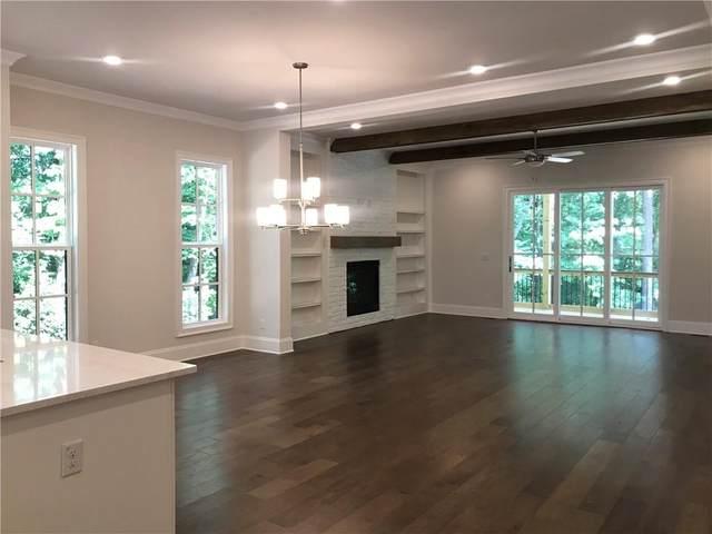 119 Cumming Street, Alpharetta, GA 30009 (MLS #6813465) :: RE/MAX Center
