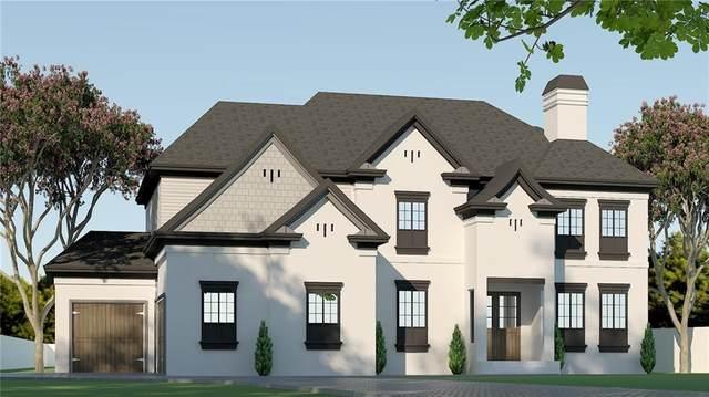 5915 Brookgreen Road, Sandy Springs, GA 30328 (MLS #6813604) :: Scott Fine Homes at Keller Williams First Atlanta