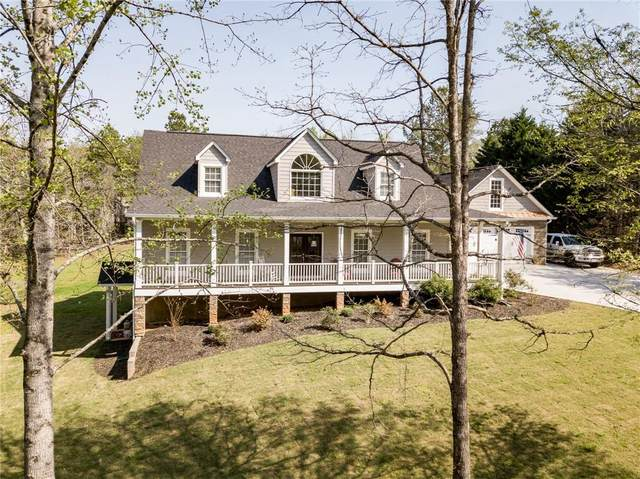 6313 Ben Parks Road, Murrayville, GA 30564 (MLS #6814233) :: RE/MAX Prestige