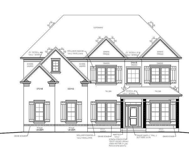 1768 Rockwater Road, Marietta, GA 30066 (MLS #6814990) :: Path & Post Real Estate