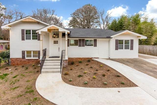 1635 Spruce Valley Drive, Decatur, GA 30033 (MLS #6815259) :: Path & Post Real Estate