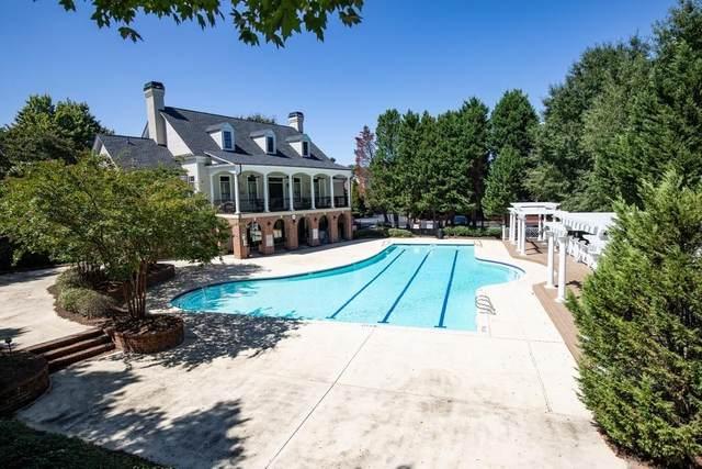 4805 Ivy Ridge Drive SE #402, Atlanta, GA 30339 (MLS #6816568) :: The North Georgia Group
