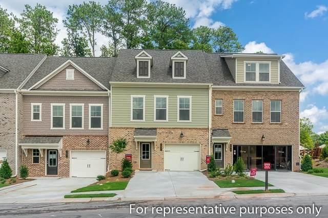 281 Mahone Drive #11, Lilburn, GA 30047 (MLS #6817404) :: North Atlanta Home Team