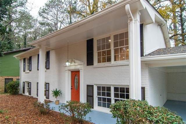 3149 Flamingo Drive, East Point, GA 30344 (MLS #6817749) :: Path & Post Real Estate