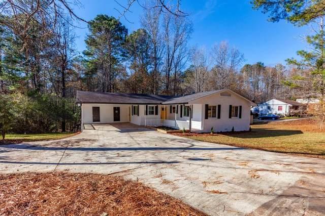 678 Walt Carmichael Road, Newnan, GA 30263 (MLS #6817812) :: North Atlanta Home Team