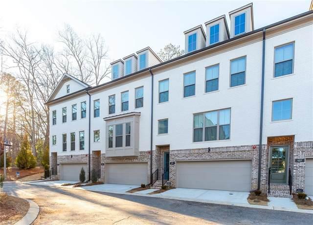 417 Bishop Lane #21, Woodstock, GA 30188 (MLS #6818045) :: North Atlanta Home Team